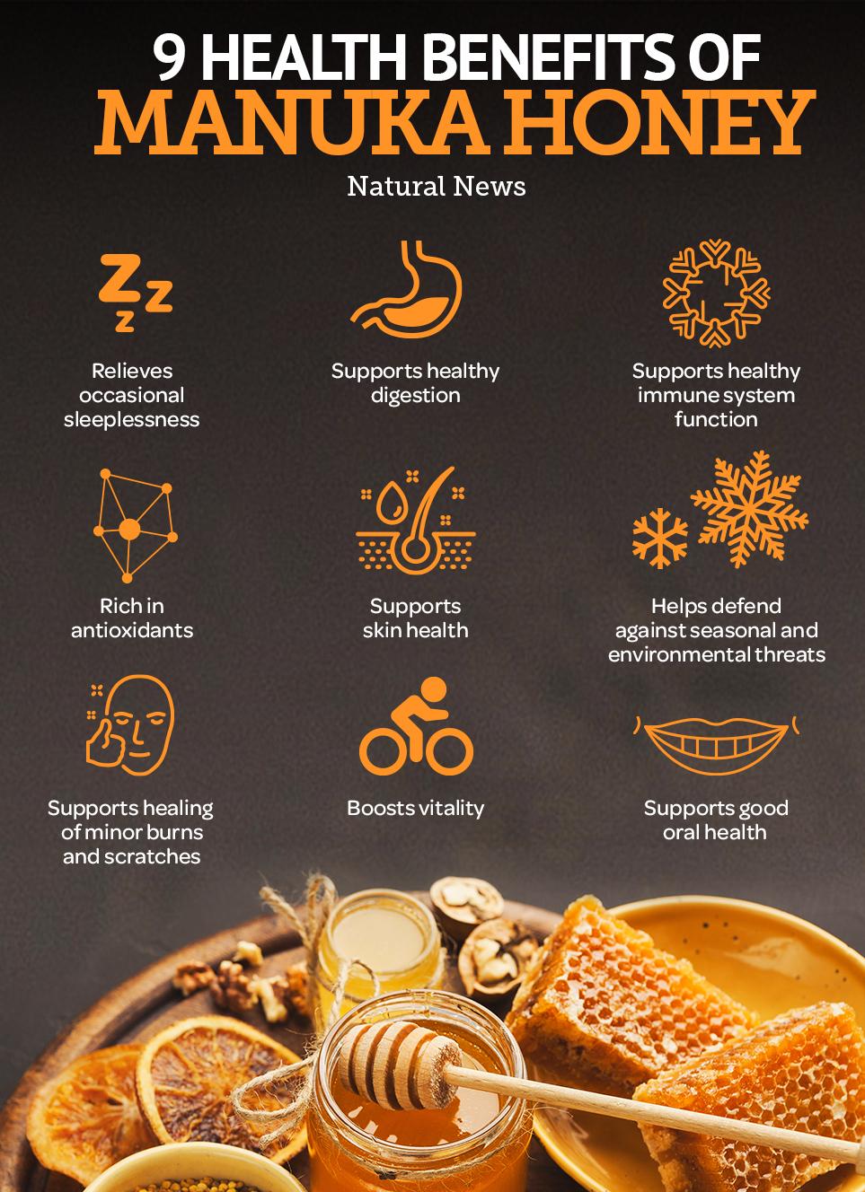 Nine Ways To Experience The Magic Of Manuka Honey