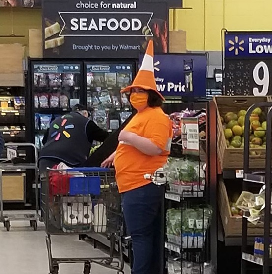 Saturday satire: When Walmart required customers to wear masks, they had no idea THIS would happen... 17