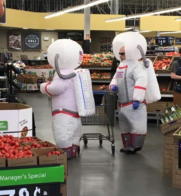 Saturday satire: When Walmart required customers to wear masks, they had no idea THIS would happen... 4
