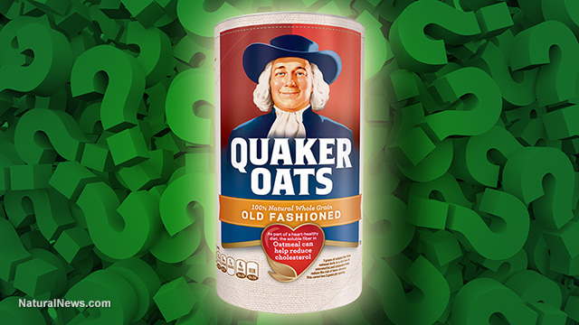 Image: Quaker Oats issues recall over Listeria concerns, just months after dealing with glyphosate poisoning allegations