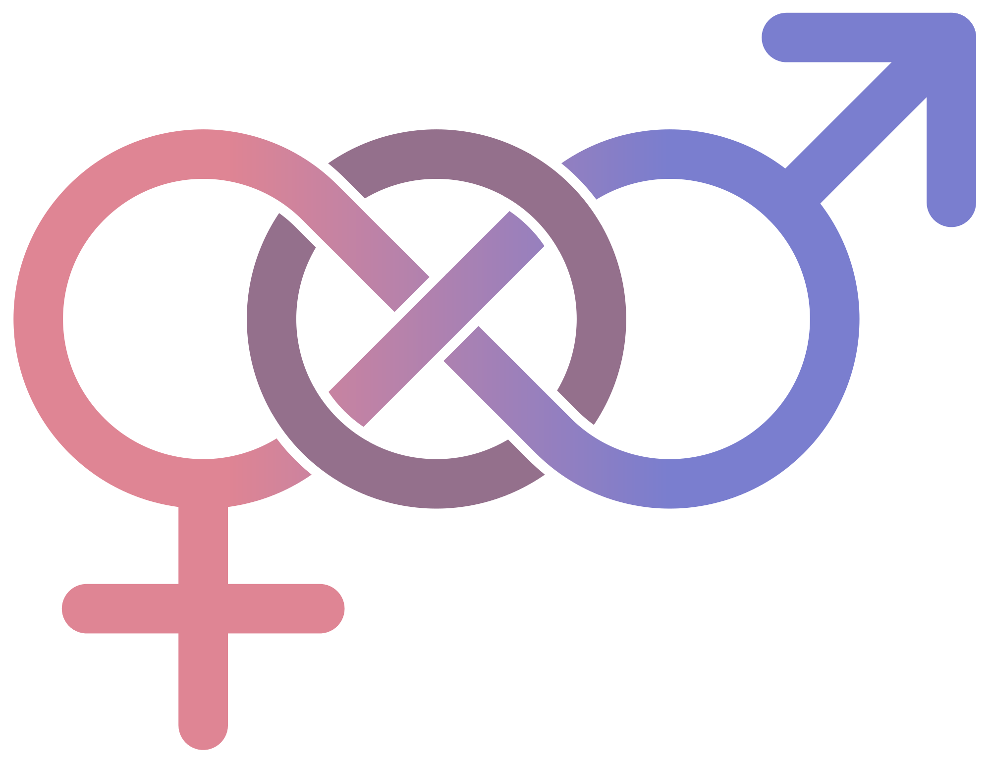 Image: PICK ONE: There are either two genders, or an infinite number of genders … Which option is rooted in biological reality?