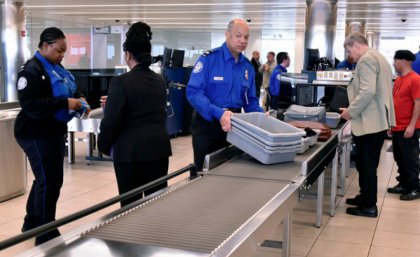 Image: TSA violates breast cancer mom with invasive, humiliating body search