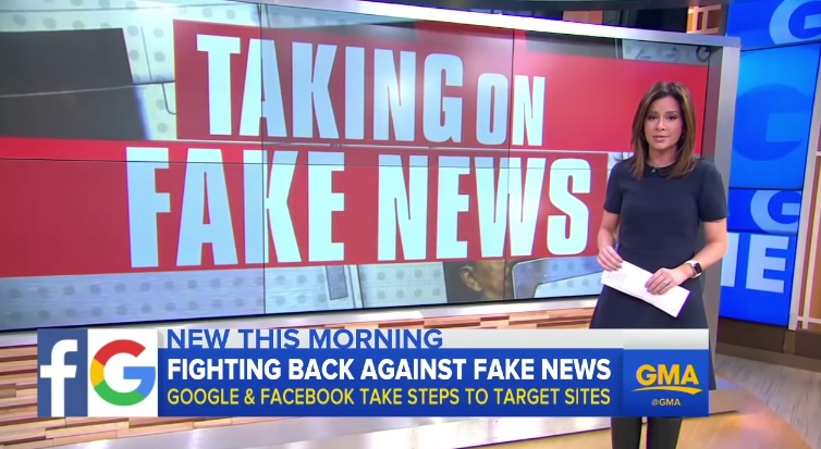 Image: The 10 biggest purveyors of fake news in 2016: CNN, Washington Post, MSNBC, Forbes and more