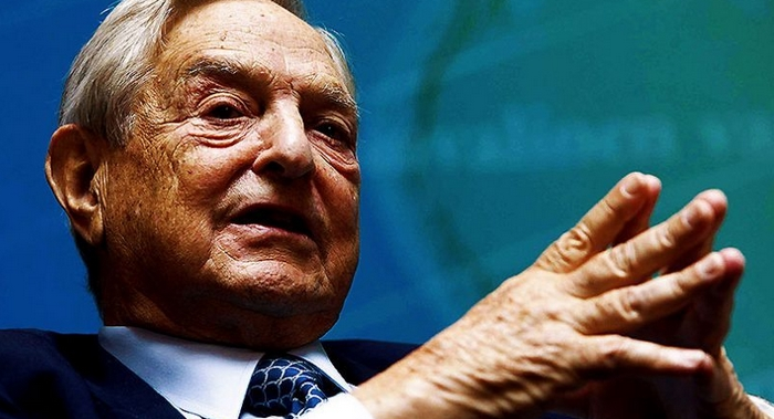 "Image: Facebook's ""fact checkers"" funded by same international terrorist behind radical cop-killing groups in the USA: George Soros"