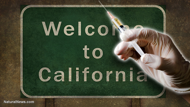 Image: New CA bill could increase medical kidnapping of children by government whose parents refuse vaccinations