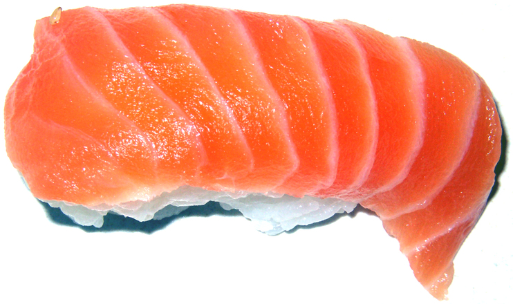 Image: Beware: US salmon may be crawling with Japanese tapeworm, say scientists