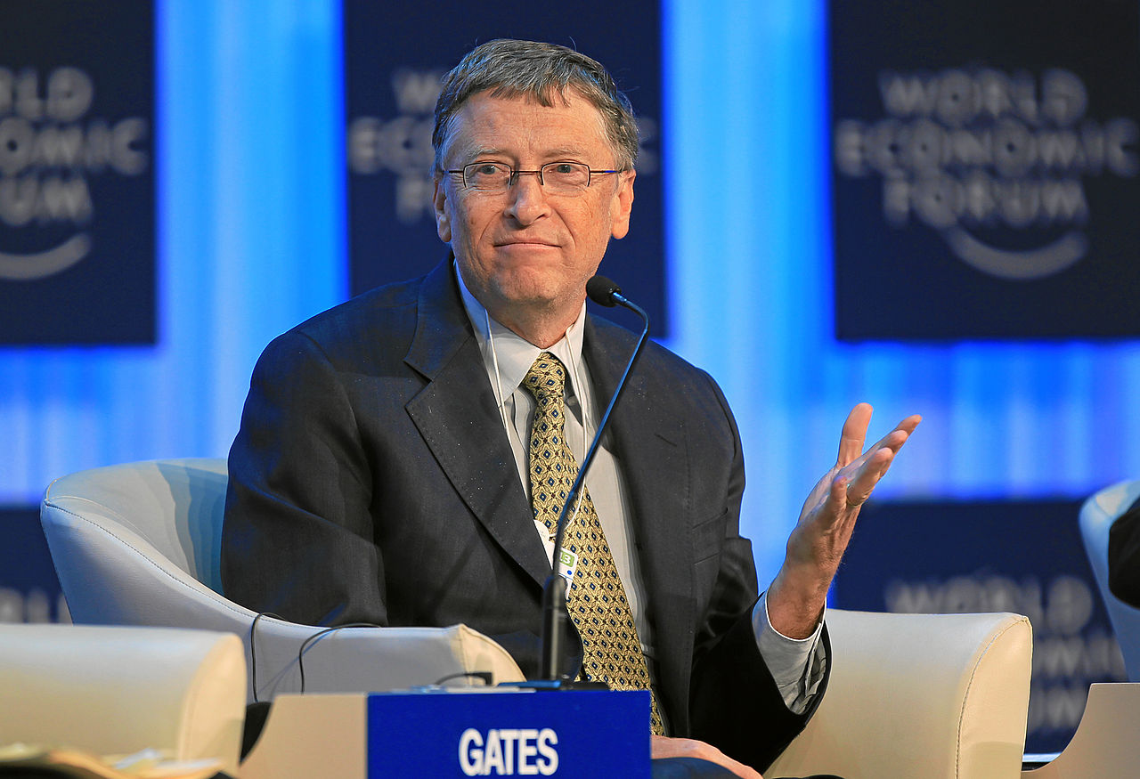Image: Eugenicist Bill Gates outraged over Trump's Planned Parenthood cuts