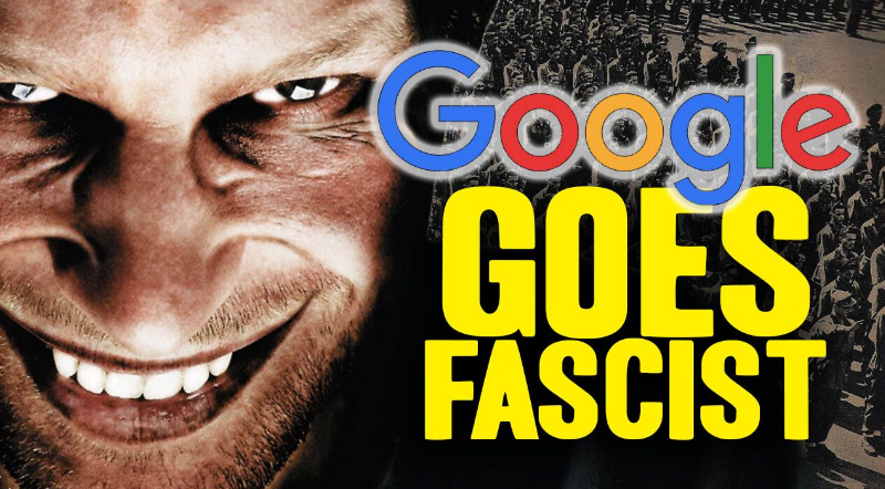 "Image: GOOGLE CENSORSHIP BOMBSHELL: Supposed Natural News ""violation"" of Google webmaster rules also found running on Google's own Blogspot network!"