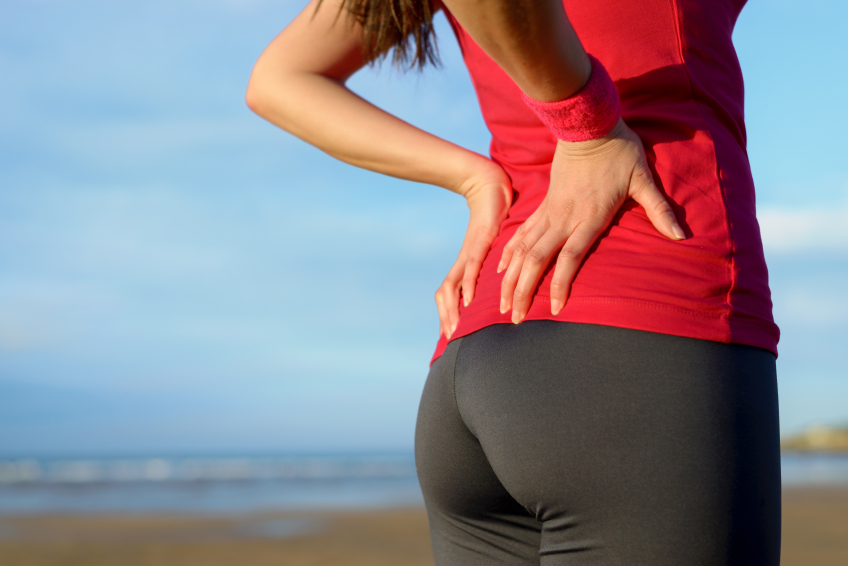 Image: Treating that pain in your butt: Relieve piriformis syndrome with these little-known non-invasive treatments