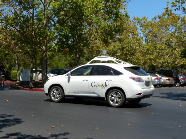 Image: Safety not a major concern as House gives self driving car bill the fast lane