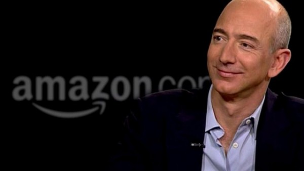 Image: Jeff Bezos wants to be your medication DEALER: Amazon goes all-in with Big Pharma to take over the drug retail industry