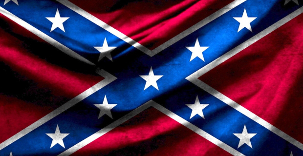 Image: California teacher's career destroyed after showing Confederate Flag as part of an accurate history lesson