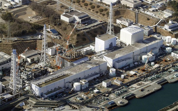 "Image: COVER-UP: GE handled Fukushima's nuclear reactor design, knew it was faulty … ""so flawed it could lead to a devastating accident"""