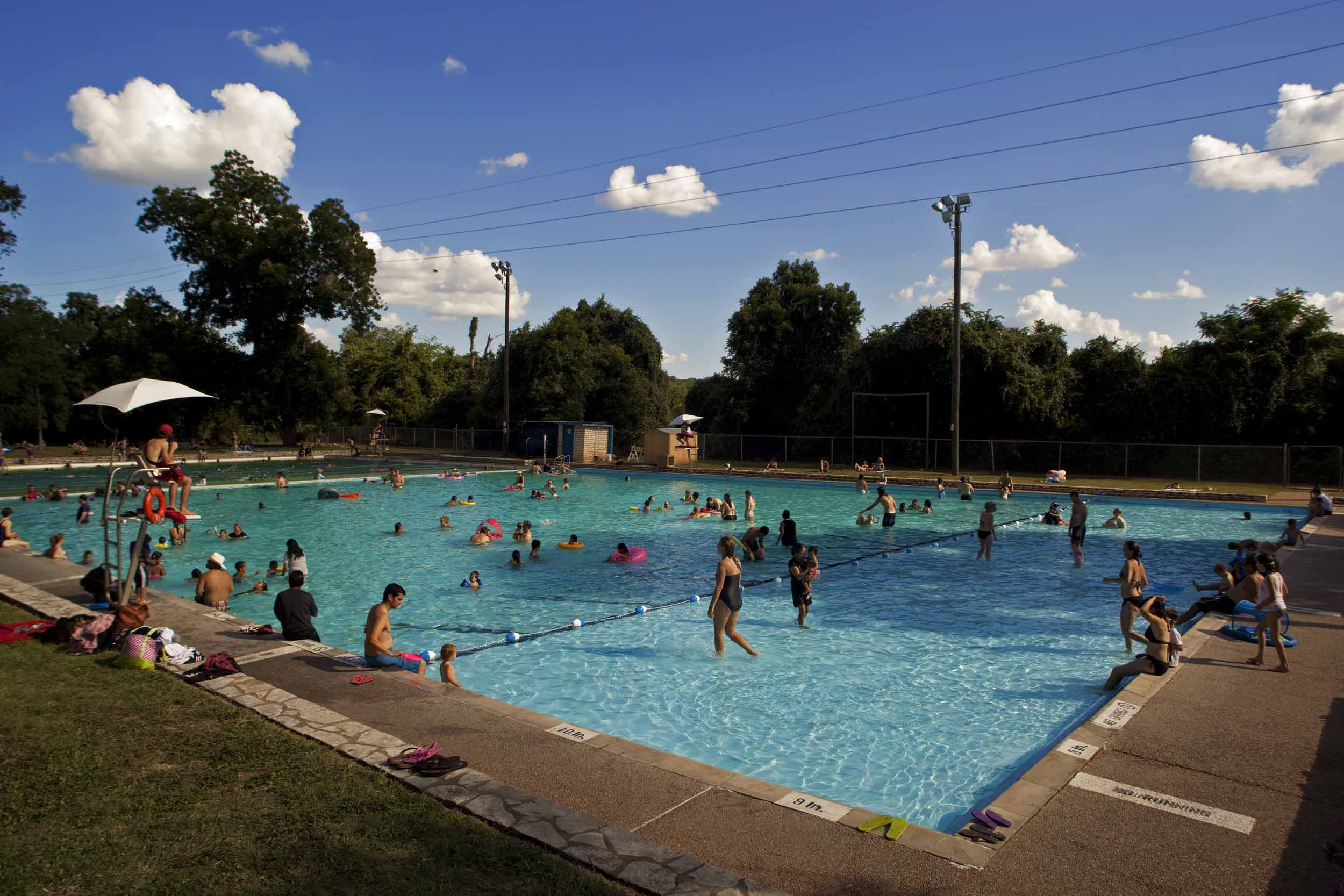 Gross Water Test Shows Just How Much Pee Is In Public Swimming Pools
