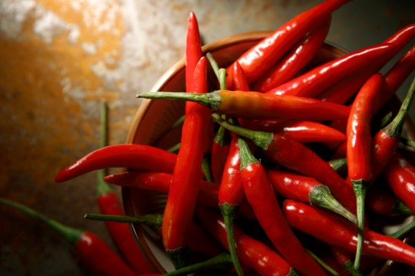 Image: Want to live longer? Eat spicy food