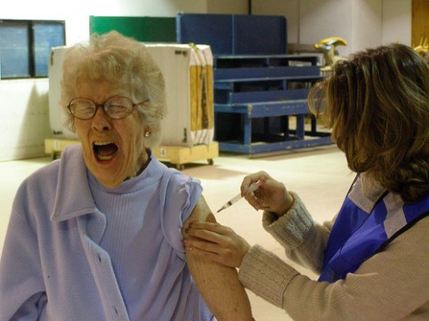 Pro-vaccine study finds that flu shots barely work at all in people over age 50