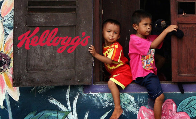 Image: SHOCK: Amnesty International Blasts Kellogg's for Using Child Labor-Produced Ingredients
