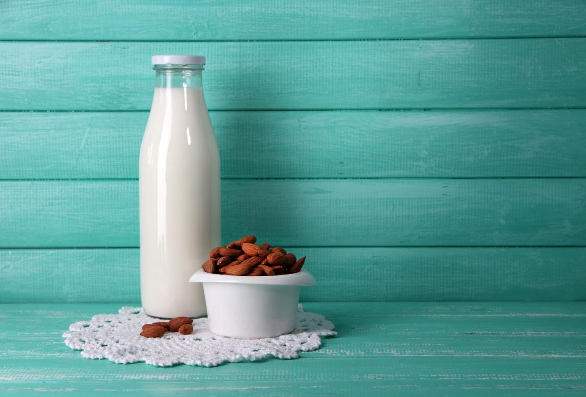 Image: Easily dump dairy with these 7 modern substitutes