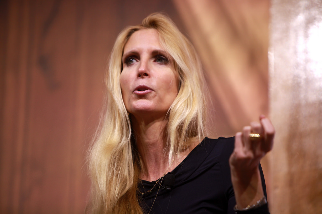 Image: Ann Coulter on Masters of the Universe controlling speech: 'It is actual censorship and it is terrifying'