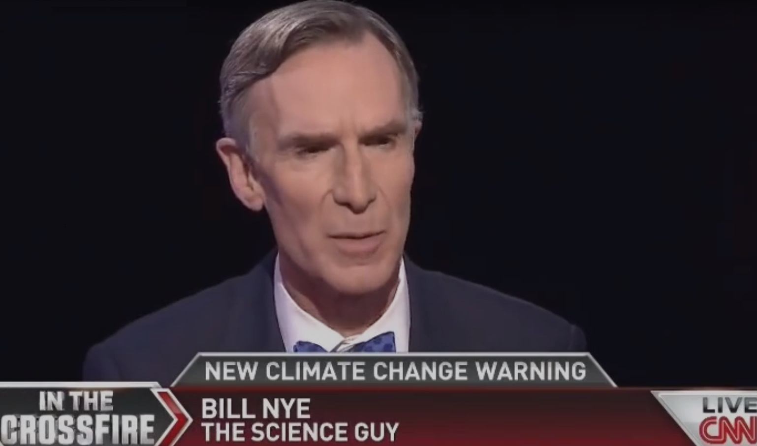 Image: How can Bill Nye understand anything about science when he can't even understand the U.S. Constitution?