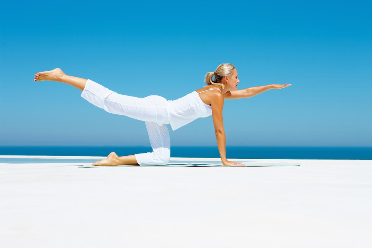 Yoga For Beginners 7 Poses Even Newbies Can Do