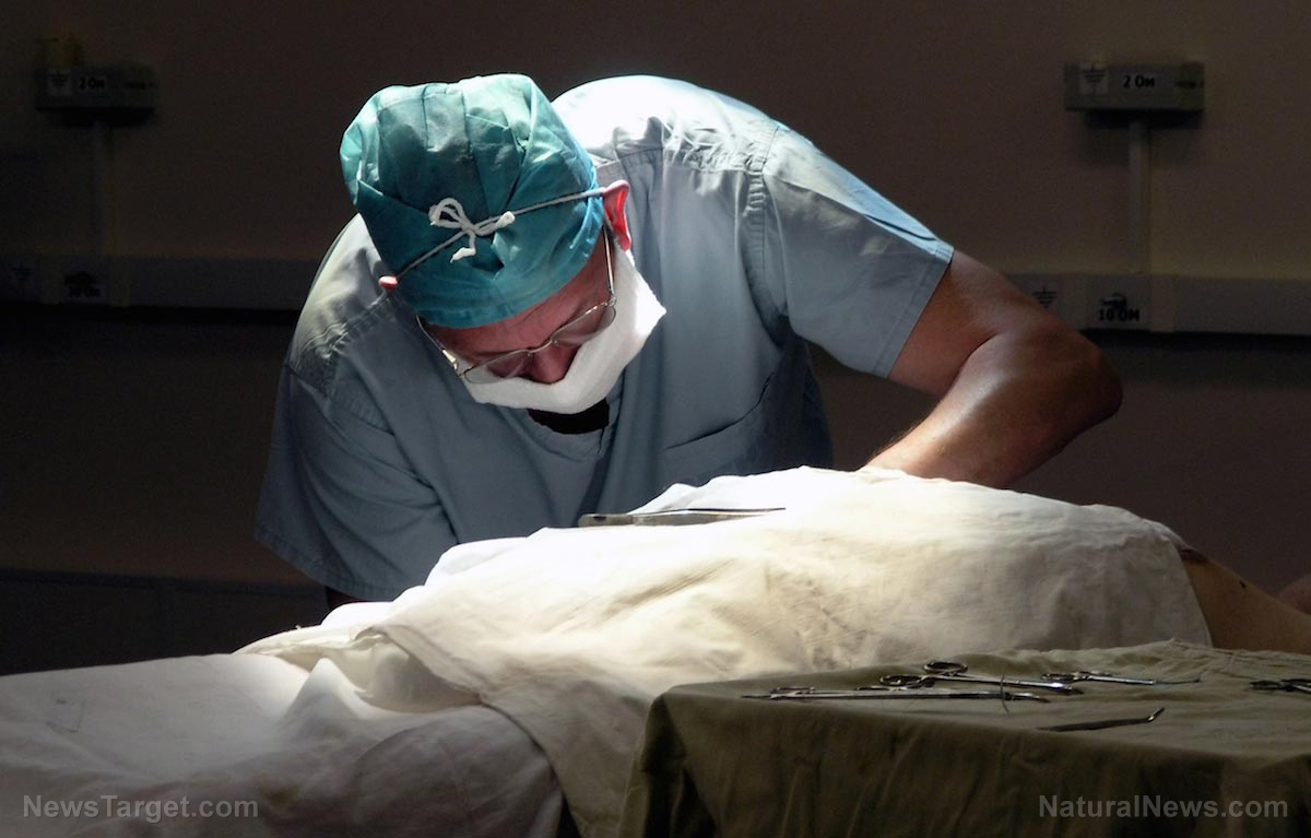 Image: California hospital fined after taking out a woman's ovaries by accident