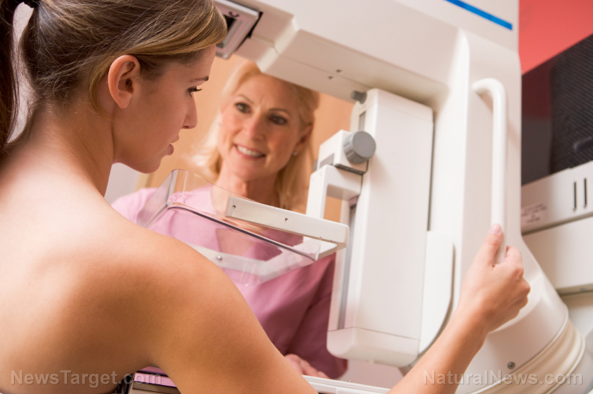 Image: Breast cancer BOMBSHELL: Women being CONNED into mastectomy surgery by doctors who SCARE them with false genetic testing results, warn Stanford medical researchers