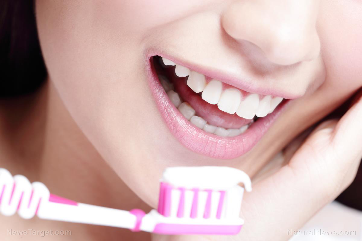 Image: Researchers reveal that brushing your teeth may help prevent cancer