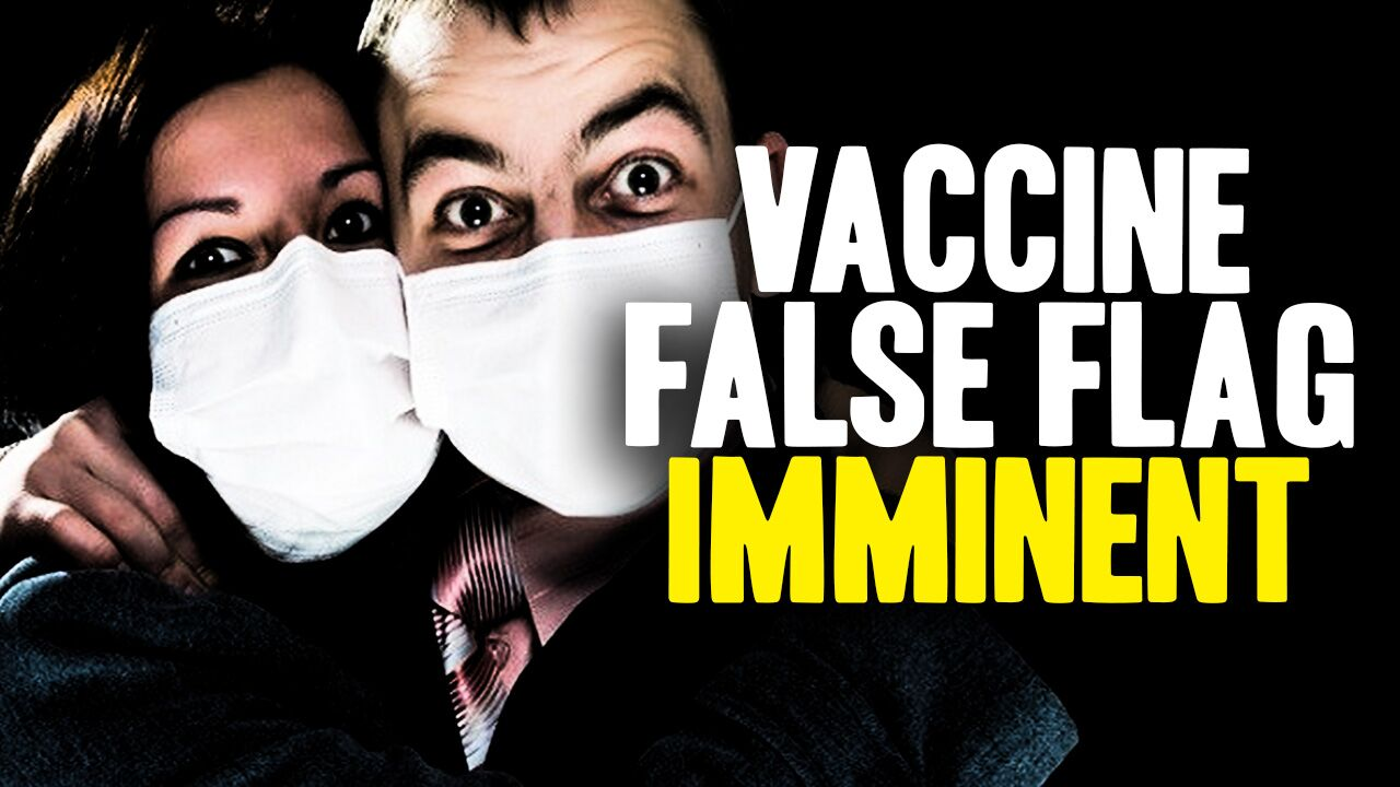 "Image: The corrupt vaccine industry has the means and motive to stage a massive false flag ""outbreak"" to demand nationwide vaccine mandates"