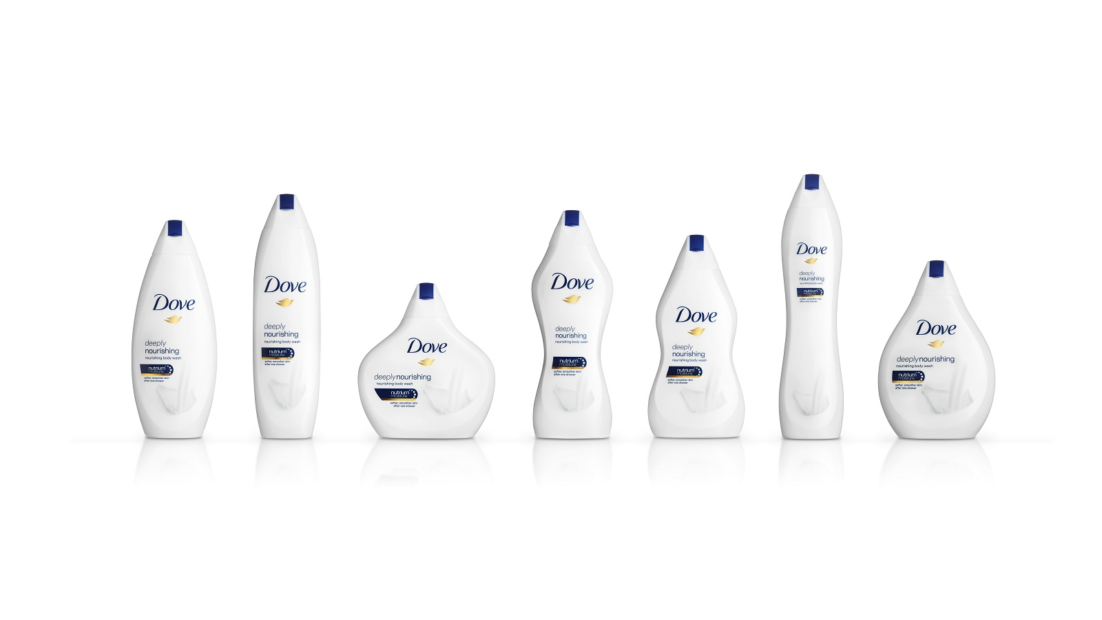 "Image: Internet ERUPTS over Dove ""curvy fat"" soap bottles designed to avoid triggering body-shameable women"