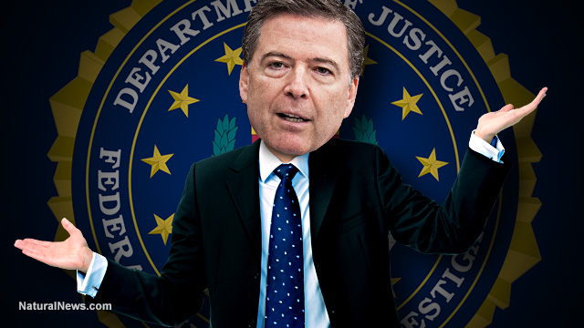 Image: FBI committed TREASON under COMEY: Surveillance on Americans illegally leaked to other nations