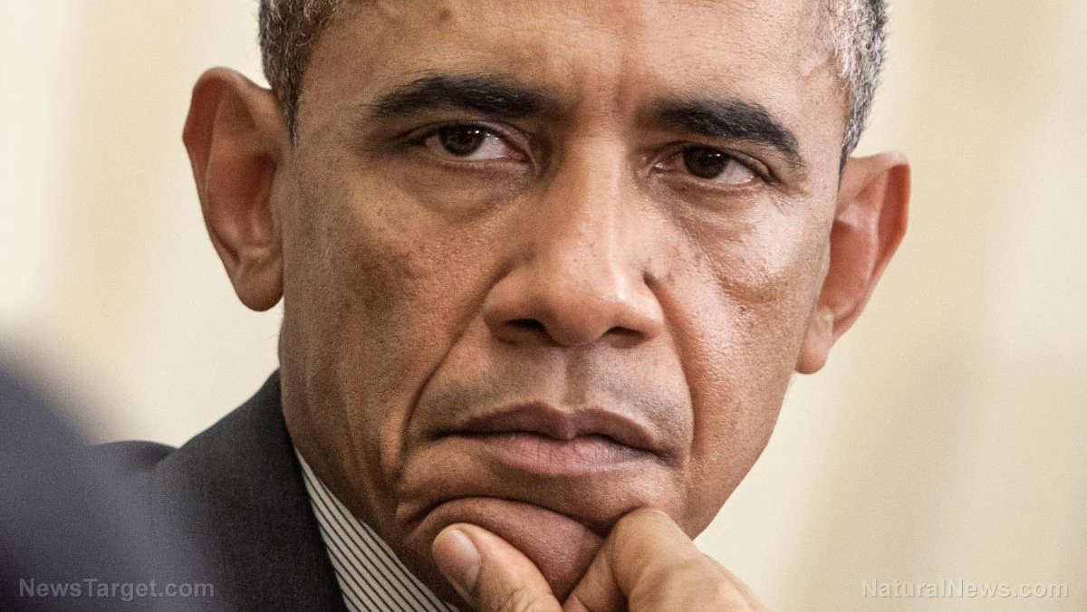 Image: CONFIRMED: Barack Obama was running the entire spygate operation that violated federal law to spy on Trump campaign officials