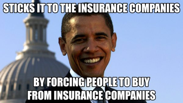 Image: BREAKING: Aetna declares it will exit all Obamacare exchanges