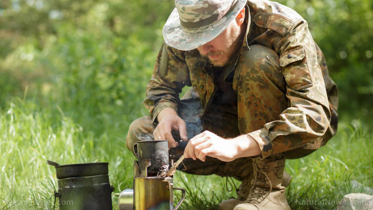 Image: Preppers chemistry: How to make your own activated charcoal water filter and hand warmers