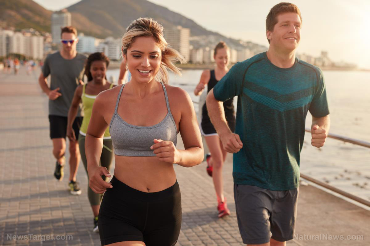 Top five low-impact exercises for overall health