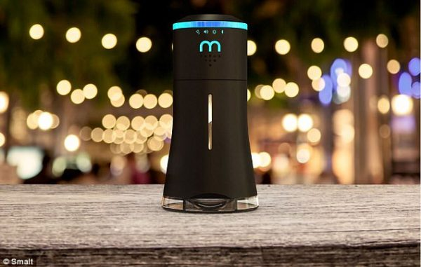 Image: STUPID TECH on parade as company releases bluetooth-connected salt shaker controlled by Amazon Alexa… is this really necessary?