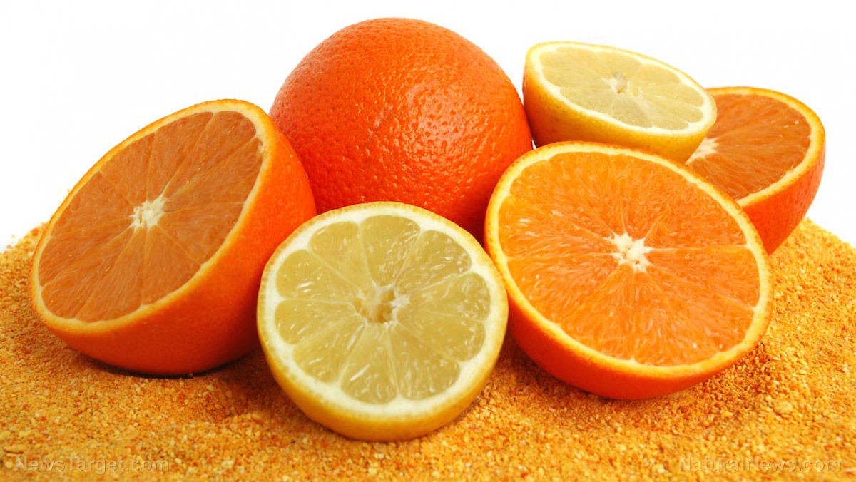 Image: Can your snack do that? Oranges detox, energize, provide vitamin C and antioxidants — in a biodegradable wrapper