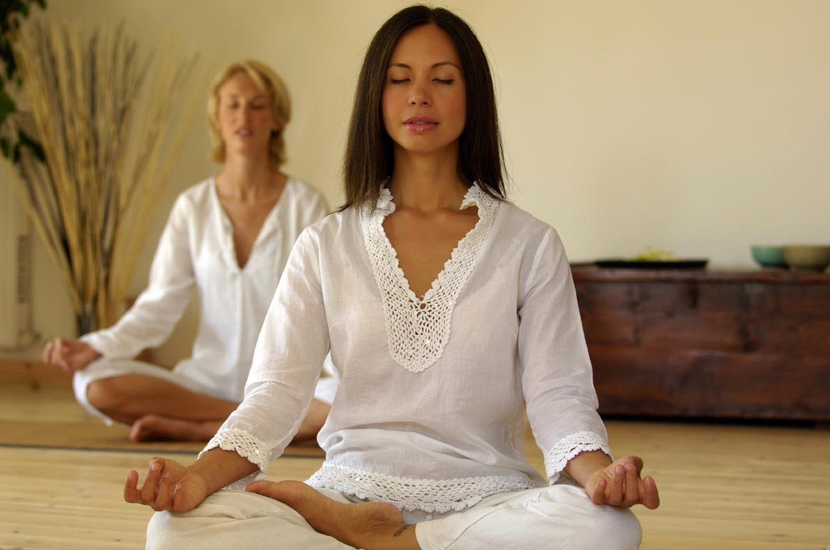 Image: New study proves meditation can keep brains young