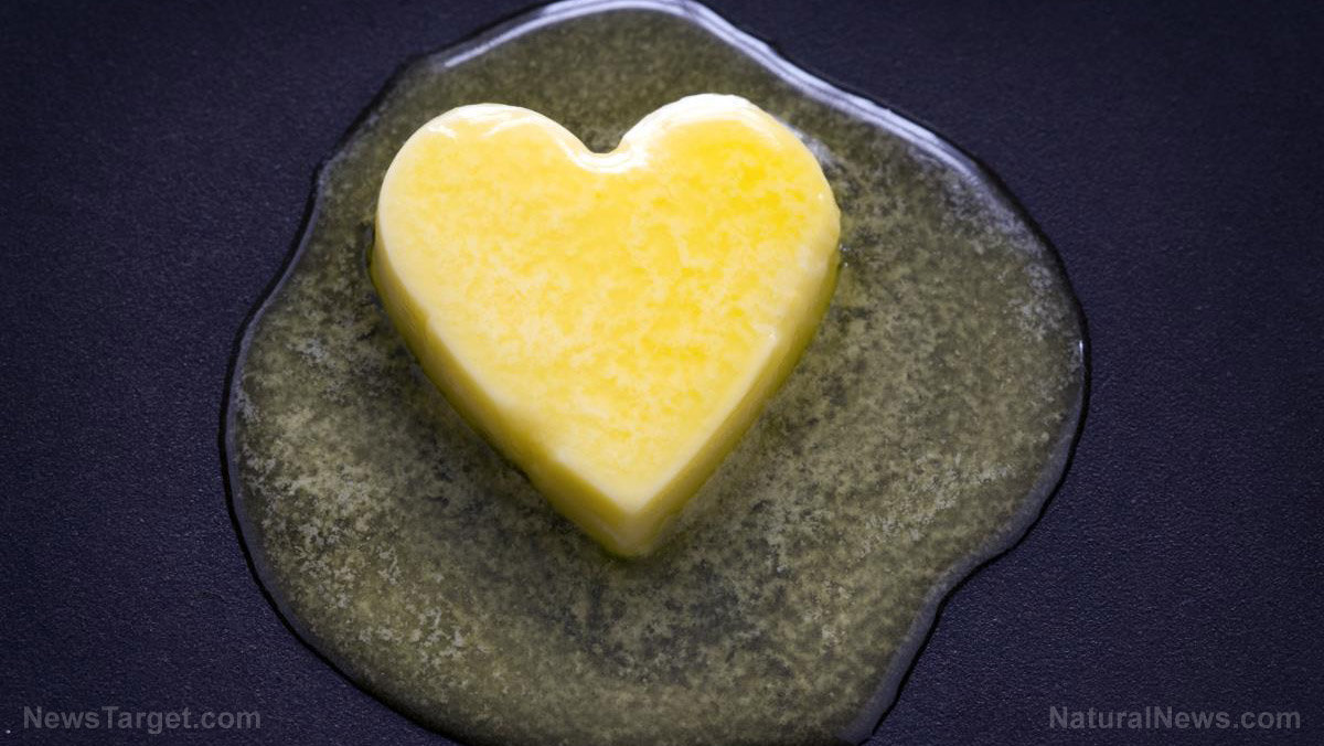 American Heart Association wants you to stop using butter and start using toxic vegetable oils again
