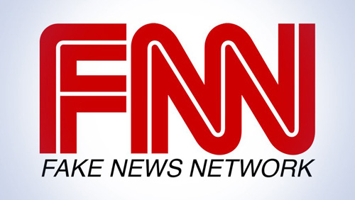 Image: CNN credibility collapses under weight of fake news scandal...