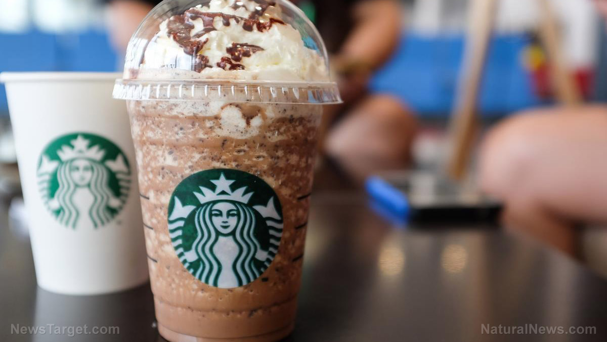 Image: Fecal bacteria found in Starbucks drinks, says report