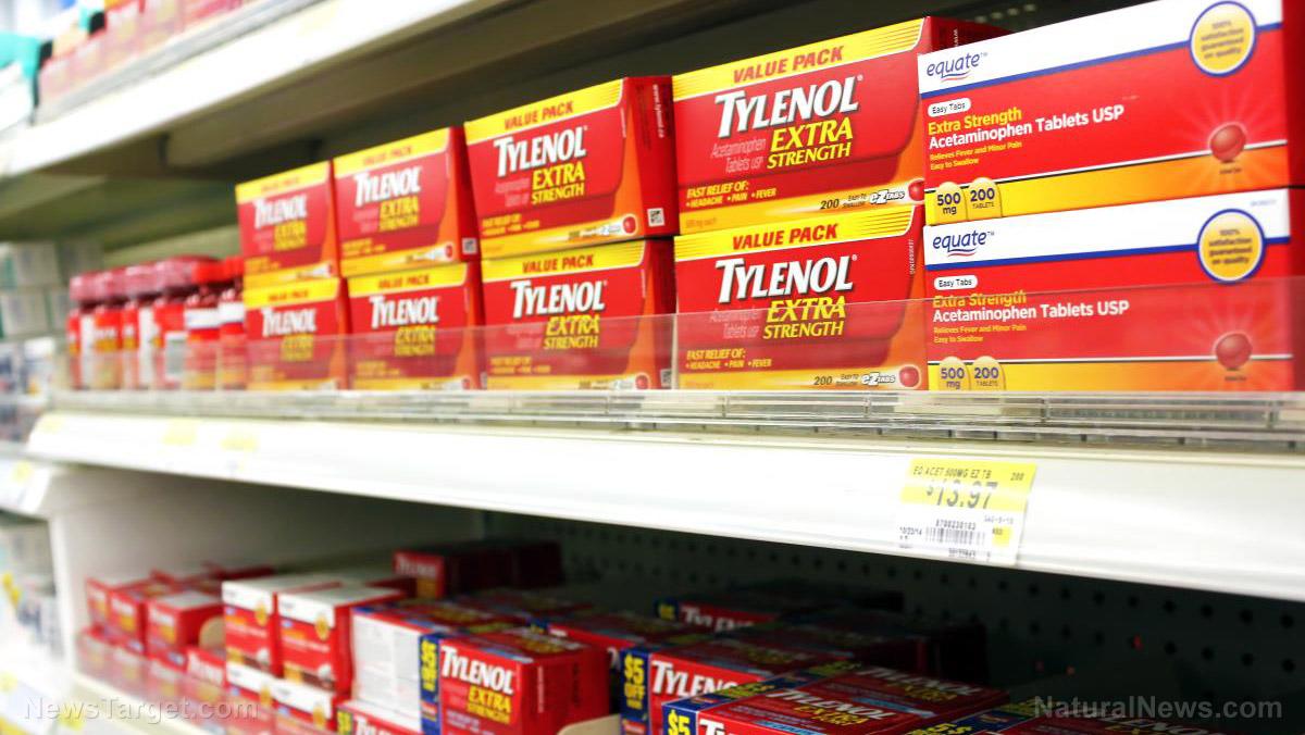 Imagem: Estudo: Usando Tylenol regularmente pode causar asma e DPOC