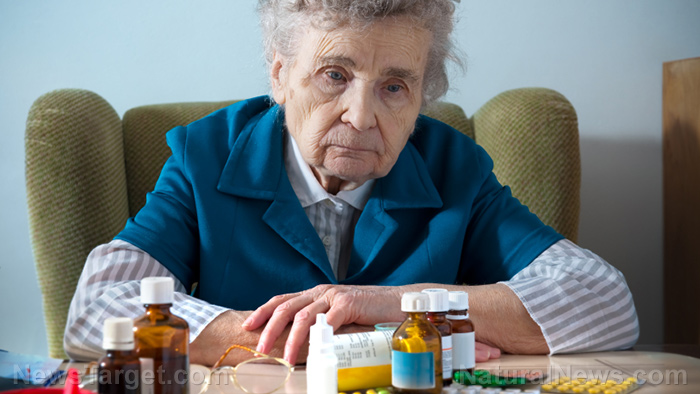 Image: CONFIRMED: Antidepressants and other drugs cause dementia