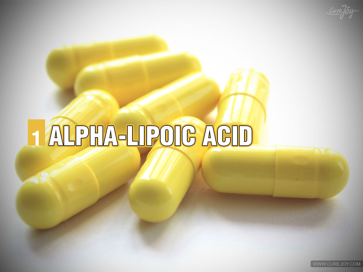 Lipoic acid in nutritional supplements found to help prevent multiple sclerosis, study finds 1-Alpha-Lipoic-Acid