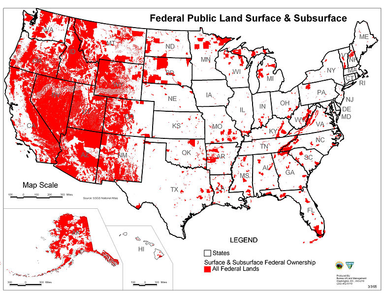 Federal-Ownership-Of-Land-Public-Domain.