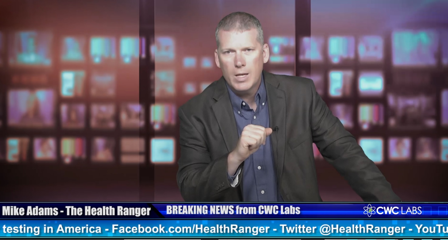 Image: Health Ranger denounces Alt-Right, Alt-Left, violence, censorship, totalitarianism, intolerance, racism and stupidity