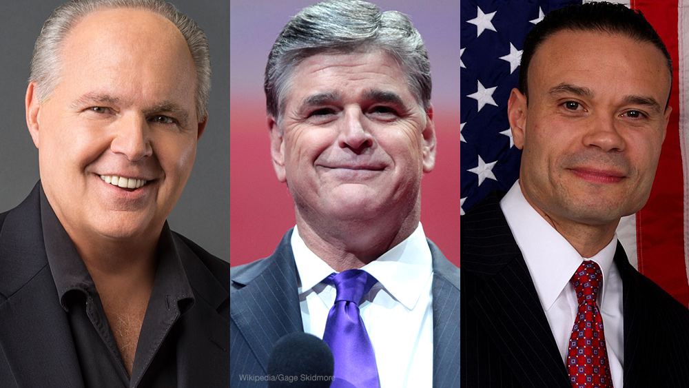 "Image: Health Ranger calls out Sean Hannity, Rush Limbaugh and Dan Bongino for ""free market"" mistake that pushes pharma monopoly"