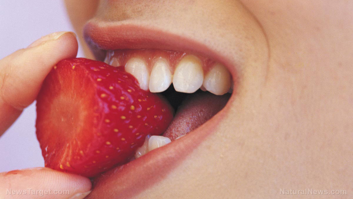 Image: Strawberry nutrients found to prevent dementia and age-related cognitive decline