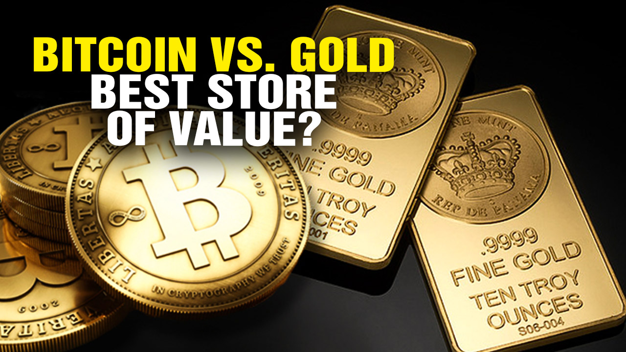 "Image: Bitcoin decried as ""fraudulent money"" and a poor store of value compared to gold"