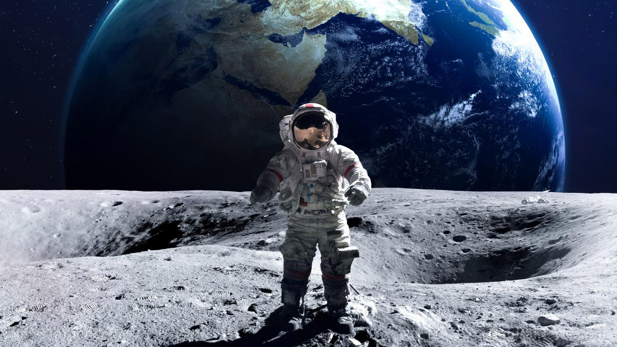 Image: Will human colonies be on the Moon in five years?